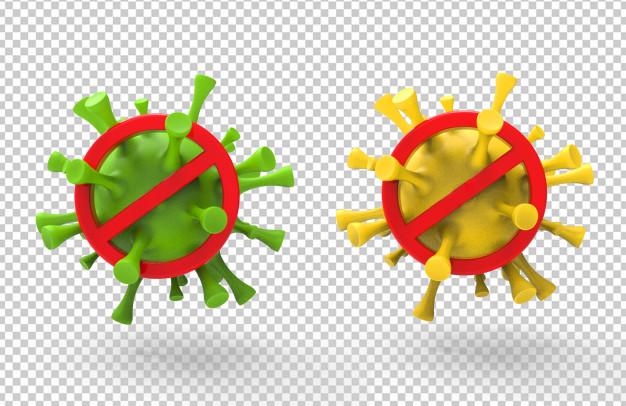 اخطار و هشدار کرونا ویروس لایه باز