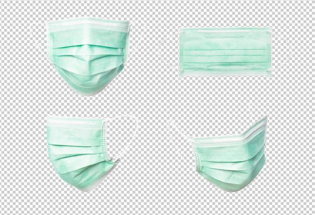 مجموعه ماسک پزشکی جراحی لایه باز