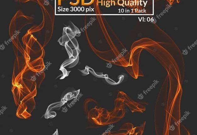 دود آتش لایه باز